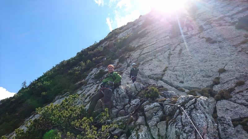 Klettersteig Katrin : Katrin gipfel m über neuen klettersteig u meine bergtouren